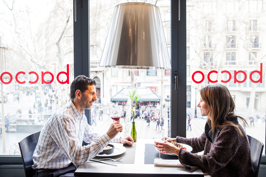 Restaurant Bacco Barcelona